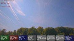 view from MeteoLive webcam SEREMANGE ERZANGE FR57 on 2018-07-16