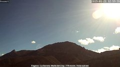 view from Fageca - El Comtat on 2019-01-21