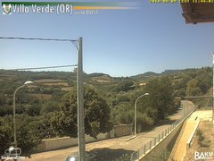 view from Baini Ovest on 2018-08-09