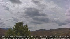 view from Horseshoe Bend, Idaho CAM2 on 2019-07-16