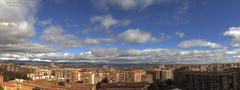view from LOGROÑO SUR on 2018-09-24