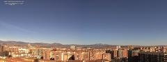 view from LOGROÑO SUR on 2019-02-17