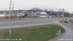 view from William Penn Highway on 2018-12-09