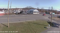 view from William Penn Highway on 2019-02-09