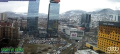 view from Sarajevo on 2019-03-12