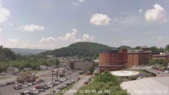 view from Highland Park Hose Co. #2 on 2018-07-13