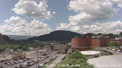 view from Highland Park Hose Co. #2 on 2018-07-18