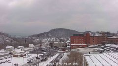 view from Highland Park Hose Co. #2 on 2019-01-13