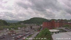 view from Highland Park Hose Co. #2 on 2019-05-10