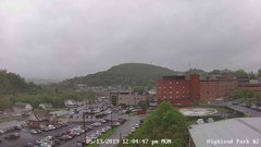 view from Highland Park Hose Co. #2 on 2019-05-13