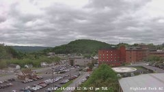 view from Highland Park Hose Co. #2 on 2019-05-14