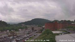 view from Highland Park Hose Co. #2 on 2019-06-17