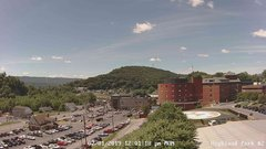 view from Highland Park Hose Co. #2 on 2019-07-01