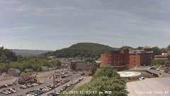 view from Highland Park Hose Co. #2 on 2019-07-15