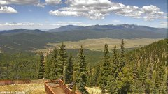 view from Angel Fire Valley on 2018-09-10