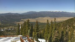 view from Angel Fire Valley on 2018-11-10