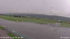 view from Mifflin County Airport (west) on 2018-08-02