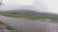 view from Mifflin County Airport (west) on 2018-08-03