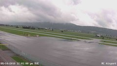 view from Mifflin County Airport (west) on 2018-08-14