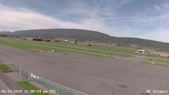 view from Mifflin County Airport (west) on 2018-10-19