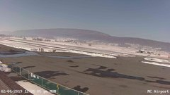 view from Mifflin County Airport (west) on 2019-02-04