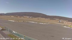view from Mifflin County Airport (west) on 2019-02-09