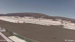 view from Mifflin County Airport (west) on 2019-02-16