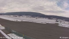 view from Mifflin County Airport (west) on 2019-02-17