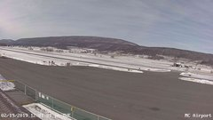 view from Mifflin County Airport (west) on 2019-02-19