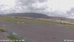 view from Mifflin County Airport (west) on 2019-04-08