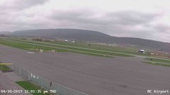 view from Mifflin County Airport (west) on 2019-04-18