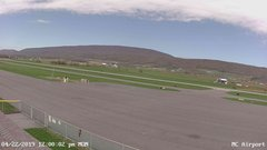 view from Mifflin County Airport (west) on 2019-04-22