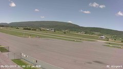 view from Mifflin County Airport (west) on 2019-06-03