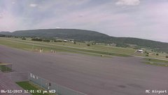 view from Mifflin County Airport (west) on 2019-06-12