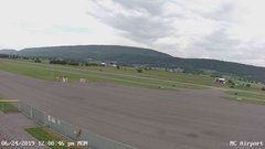 view from Mifflin County Airport (west) on 2019-06-24