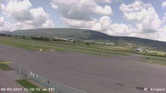 view from Mifflin County Airport (west) on 2019-08-09
