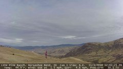view from Horseshoe Bend, Idaho CAM1 on 2018-11-03