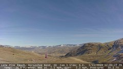 view from Horseshoe Bend, Idaho CAM1 on 2019-01-11