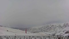 view from Horseshoe Bend, Idaho CAM1 on 2019-02-09