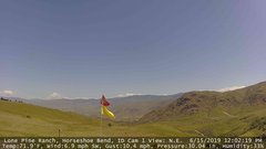 view from Horseshoe Bend, Idaho CAM1 on 2019-06-15