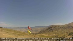 view from Horseshoe Bend, Idaho CAM1 on 2019-08-20