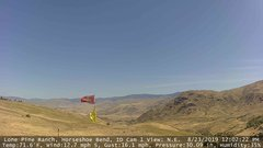 view from Horseshoe Bend, Idaho CAM1 on 2019-08-23
