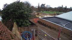 view from RHS Wisley 3 on 2018-12-06