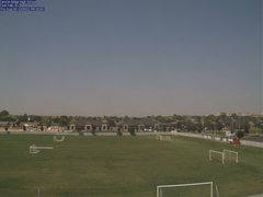 view from Canyon Ridge High School on 2018-08-09