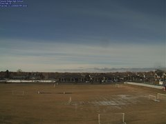 view from Canyon Ridge High School on 2018-12-11
