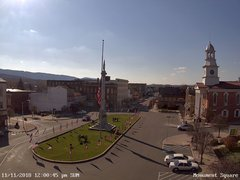 view from 13 East Market Street - Lewistown PA (west) on 2018-11-11