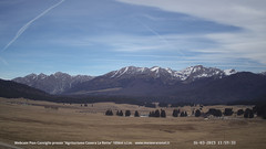 view from Pian Cansiglio - Casera Le Rotte on 2019-03-16