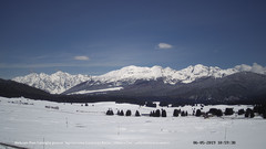 view from Pian Cansiglio - Casera Le Rotte on 2019-05-06