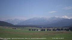 view from Pian Cansiglio - Casera Le Rotte on 2019-07-21