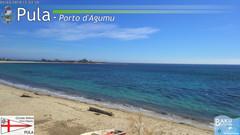 view from Porto d'Agumu on 2019-03-04